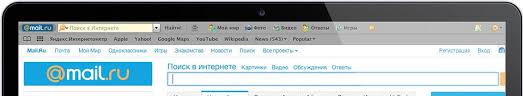 Sputnik Toolbar Mail Ru Services Navigation Tool Macte