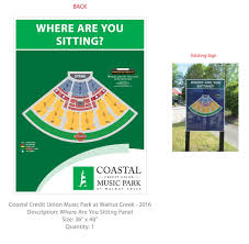 Coastal Music Park Seating Chart Punctual Twc Music Pavilion Seating Chart Coastal Credit