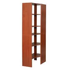 best build corner closet shelves