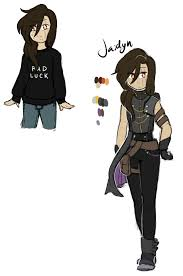 Character Design Oc Artstation Jaidyn Character Design Lex Witt