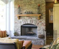 stone fireplace design ideas with tv above grey wall fireplaces stacked pictures cultured designs
