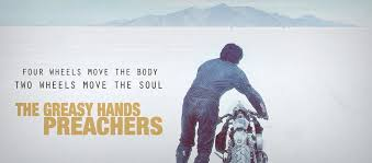 the greasy hands preachers motorcycle