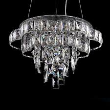 led crystal chandeliers modern minimalist restaurant round chandelier lighting led k9 crystal pendant lamp wooden chandeliers bubble chandelier from