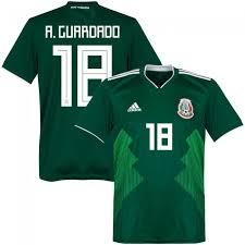 2018-2019 guardado A Local De dorsal Camisetas Oficial México 18|Offseason Review Series, Day 26