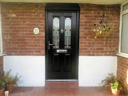 coloured solidor posite doors newcastle installers