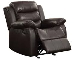 dark brown leather recliner chair. rodman motion sofa 602221 in dark brown by coaster w/options leather recliner chair i