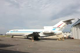 updates on the 1st 727 s last flight interior photo tour the first boeing 727 sitting at paine field