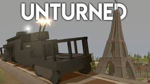 Unturned New France Map New Battletrain Flamethrower Tons Of New Weapons And Vehicles