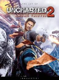 the art of uncharted 2 among thieves