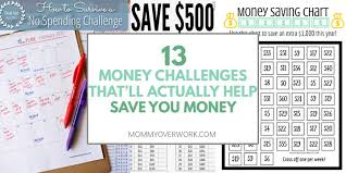 13 Fun Money Challenges To Boost Your Savings