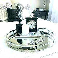 mirror trays for centerpieces mirrored table mirrors tray centerpiece round m