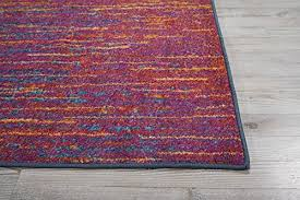nourison psn09 passion modern abstract colorful multicolor area rug 8 x 10