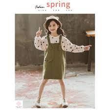 Váy cho bé gái 13 tuổi (3-12 tuổi) ️ Quần áo bé gái 9 tuổi ️ ️ thời trang  bé gái 8 tuổi giá cạnh tranh
