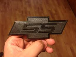 Another custom 3d Printed Bowtie! : Chevy