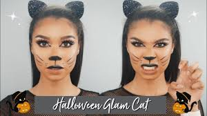 glam cat tutorial easy makeup tutorial
