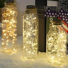 vase lighting. Led Vase String Light Waterproof Button Battery Operated Fairy Lights For Wedding Party Home Diy Decorations Outdoor From Lighting L