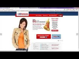 Us Agencies Car Insurance Quotes Custom US Agencies Auto Insurance Quote Best Advice TV Pinterest