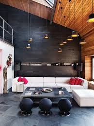 60 Fantastic Living Room Ceiling Ideas
