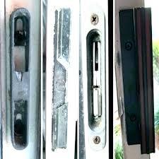 replacing patio door lock how do i fix a