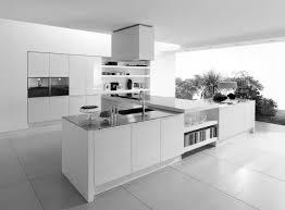 modern white kitchen island. Modern White Kitchens Rectangle Solid Wood Kitchen Table Brown Varnished Wooden Island Antique Black