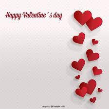 Valentines Day Retro Dots Background Card Design Vector