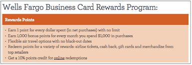 Wells fargo business elite card rewards® offers more — choices, value, and flexibility. Wells Fargo Business Platinum 500 Offer Existing Checking Account Required Milenomics Com