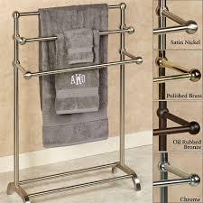 standing towel rack Decor References