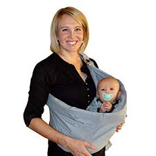 Amazon.com : Baby Wrap Carrier Ring Sling : Extra Comfortable Slings ...