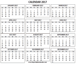 free printable 12 month calendar 2017 2018 calendar free printable two year pdf calendars inside