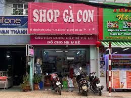Shop Gà Con Bến Tre - Cửa hàng quần áo sơ sinh & trẻ em - Ben, Bến Tre,  Vietnam