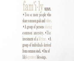 product reviews family definition tall wall decals family definition tall wall decals