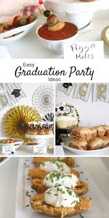 Whether youre hosting a fancy cocktail party or just snacking, these finger food recipes from food.com offer lots of tasty ideas. Easy Graduation Party Ideas Liz On Call