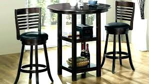 oak pub table set ideas counter height dining bar frightening kitchen sets small round with storage