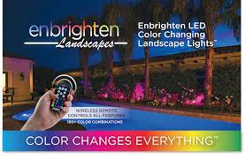Color Changing Landscape Lights Meet Enbrighten Landscape Lights Landscape Lighting Color