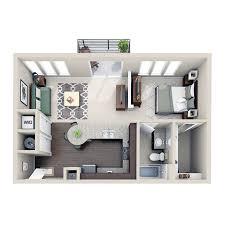 Senior Living Floor Plans  The Oxford Grand Assisted Living Assisted Living Floor Plan