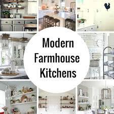 Image Fixer Upper Dreamy Modern Farmhouse Kitchen Decor Ideas Princess Pinky Girl Dreamy Modern Farmhouse Kitchens Princess Pinky Girl