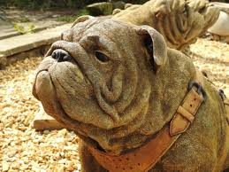 dog garden statue. Stone Cast Bulldog From Discount Garden Statues Is The Best Life Size Dog Model You Will Statue