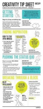 Creativity Essay Creativity Tip Sheet Art Teaching Pinterest Writing Creative