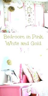 pink and gold wall decor rose gold themed bedroom pink and gold bedroom decor pink and