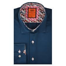 Cheap Mens Designer Shirts Contrast Trim Mens Shirt