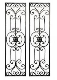 large tuscan wrought decorative iron wall art grille set inspired by mediterranean theme finished in cocoa  on tuscan style wrought iron wall decor with wall art marvelous decorative iron wall art gallery rod iron wall