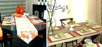 dining table kitchen mats charming room round placemats country