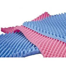 Egg crate foam mattress pad Base Parentgivingcom Joerns Healthcare Eggcrate Convoluted Foam Bed Pad Jn14000cc