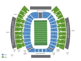 Jones At T Stadium Seating Chart And Tickets Formerly