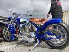 custom built chopper motorcycles ebay