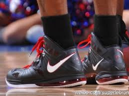 lebron 8 ps. detailed look at james8217 nike lebron 8 ps game 3 player exclusive lebron ps w