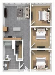 apartment 3 bedroom. 3 bed / 1 bath 977-1000 sq ft. apartment bedroom