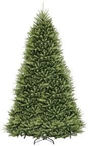 national tree 12 foot dunhill fir tree hinged duh120 national tree company dunhill fir 158