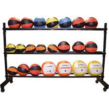 ball rack. ball rack