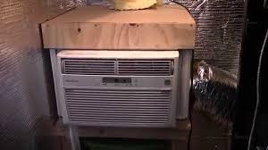 diy server closet air conditioner